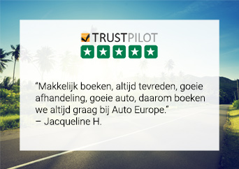 Recensies Auto Europe - Jacqueline