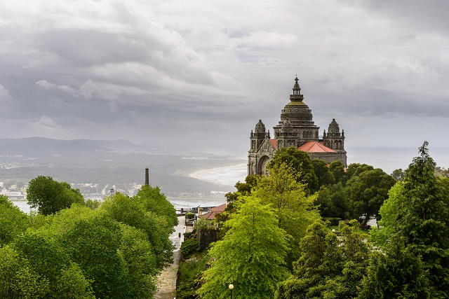 Viana do Castelo Roadtrip, Portugal