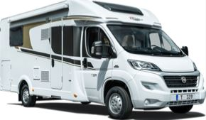 Group B Hymer Carado T-132