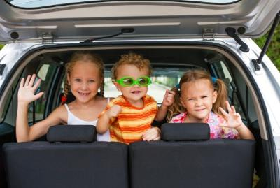 Roadtrip tips Entertain de kinderen